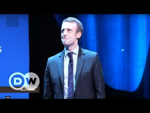 The French President's vision of Europe   DW English