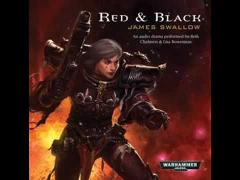 Red And Black   James Swallow Audiobook