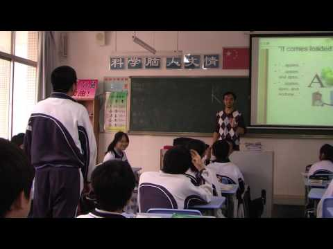 Teaching English in Shenzhen, China
