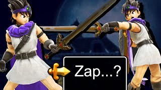 Can You Use ZAP with NO MP? -- Pointless Smash Ultimate Facts