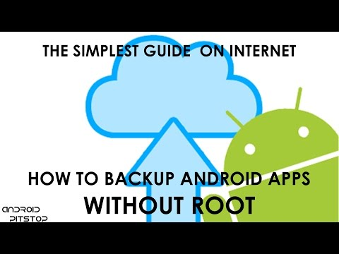 How To Take Android App Data Or Game Data Backup Before Factory Reset/switching Phone (Without Root)