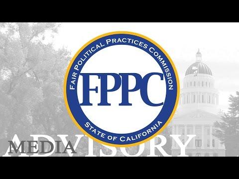 California Fair Political Practices Commission unveils new Electronic Complaint System