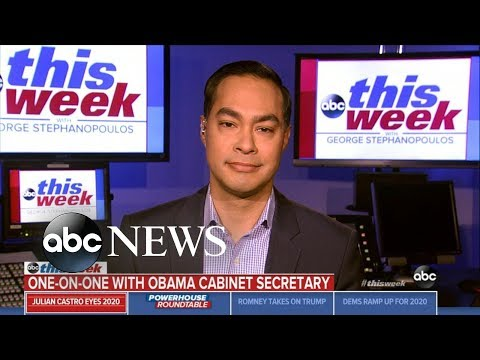 Julian Castro: Greatest national security threat is Trump damaging ally relations