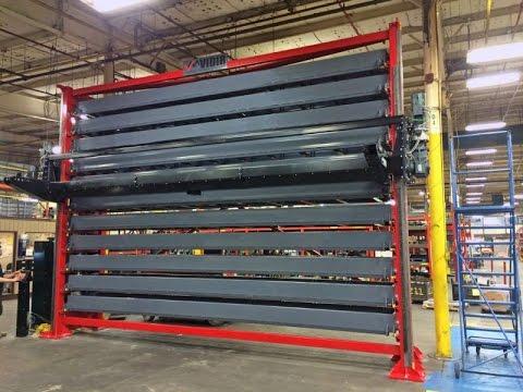 Vertical Lift In Salt Lake City Ut Nationwide Shelving