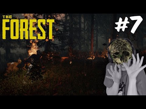 THE FOREST #7 - W DUPE JASKINIA!