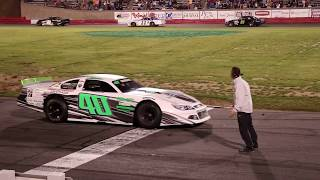 Bowman Gray - 20 Lap Street Stocks - 4/21/2018