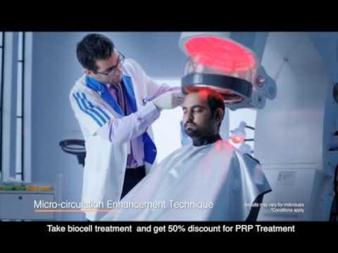 VCare Hair clinic for all Hair problems