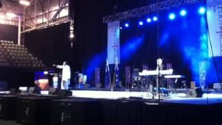 Robert Kayanja preaching @ Perth4Jesus 2Nov 2012