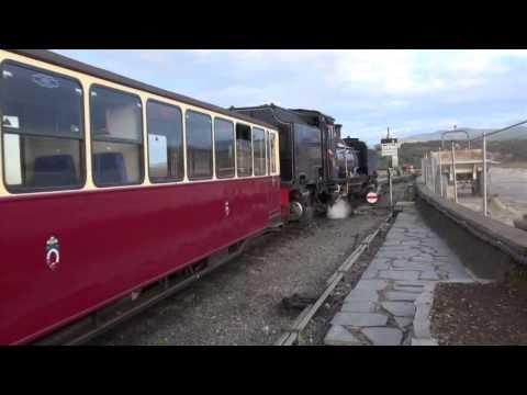 Ffestiniog & Welsh Highland Railways (October 2012)