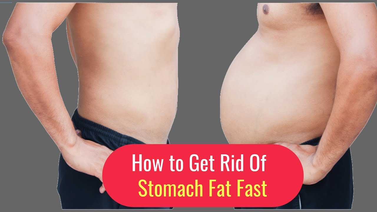 fa2300736d540 How to Get Rid of Stomach Fat Fast - Stomach Fat Burn - YouTube