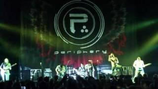 PERIPHERY - Racecar (LIVE - Budapest, HUNGARY - 2012-02-17)