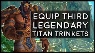 HUGE Changes to Pantheon Trinkets and 3 Legendaries | WoW Legion