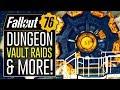 Fallout 76 News - Vault Raids, Backpacks, and TDM! (Data Mining Leaks)