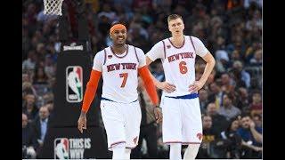 New York Knicks' Top 10 Plays of the 2016-2017 NBA Season