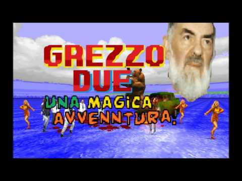 Grezzo 2 soundtrack - Pupo - Su di noi (Prodigy - Smack my bitch up remix)