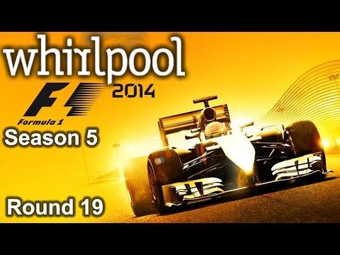 F1 2014 -  WRPL Season 5 - Round 19 [UAE] (Final Round)