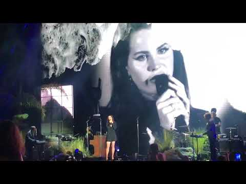 Lana Del Rey 13 Beaches/Diet Mountain Dew Live Camp Flog Gnaw