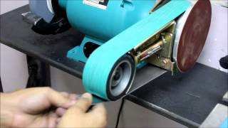 Multitool Belt Sander Review