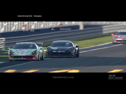 Gran Turismo™SPORT GTRP Cup Series Event 8 Test Kyoto