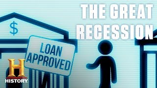 Here's What Caused the Great Recession | History