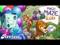 Magic Maze Kids Review - with Tom Vasel