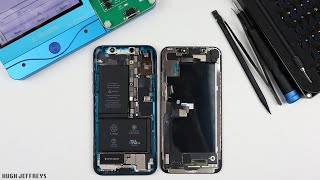 iPhone X Screen Replacement Done Correctly