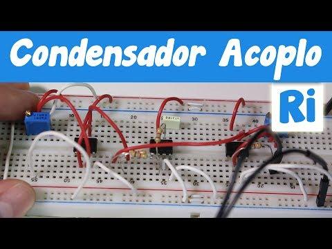 Condensador de ACOPLO ¿Qué es? ¿Cómo funciona?