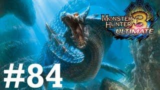Monster Hunter 3 Ultimate - Online Quests -- Part 84: High Voltage!