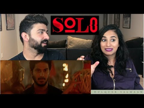 Solo - World Of Siva | Teaser No 2 | Reaction | RajDeep
