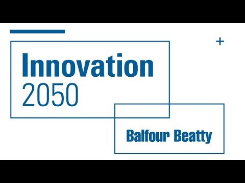 Balfour Beatty - Innovation 2050 - CGI Site of the Future