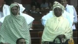 إقرار تعديلات دستورية بالبرلمان الموريتاني