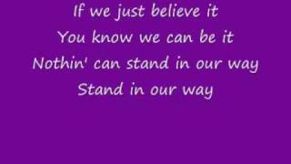 Cheetah Girls - Amigas Cheetahs with lyrics