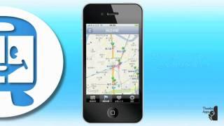 ツブエキ -【駅・路線×Twitter】 iPhone/iPadアプリ デモ動画HD