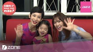 HTV2 - Hari Won ghé thăm gia đình Xuân Lan