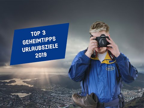 Top 3 Sommerziele 2019 | Hamburg Airport