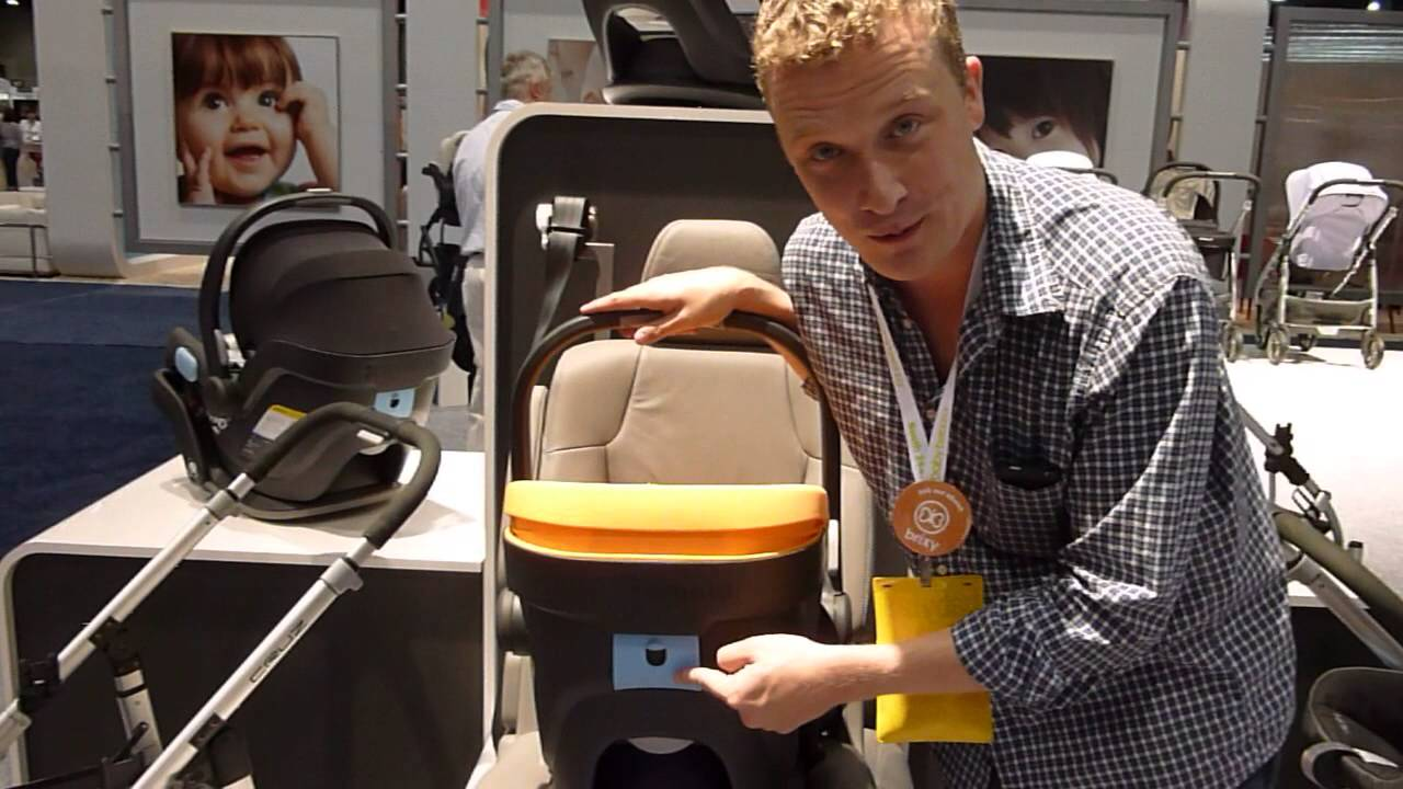 Car Seat Review: UPPAbaby Mesa Infant Car Seat - YouTube