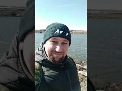 Рыбалка на спиннинг 28.03.19 ОКА Калуга