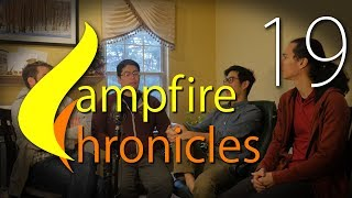 Campfire Chronicles Podcast #19 | VIDEO PODCAST | Resolutions, The Channel, &  Live Q&A