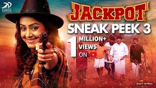 Jackpot - Moviebuff Sneak Peek 03 | Jyotika, Revathi | Directed by S Kalyaan