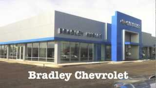Mathew Harris, VIP Manager, Bradley Chevrolet, Franklin, Indiana