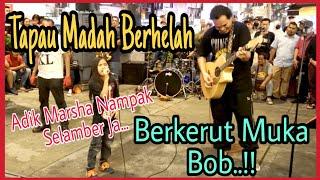 Download lagu Putus Tengkuk..??? ✅ Adik Marsha mintak nak nyanyi lagu nie✅ Bob risau,Adik Marsha yakin..