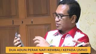 Dua ADUN Perak nafi kembali kepada UMNO