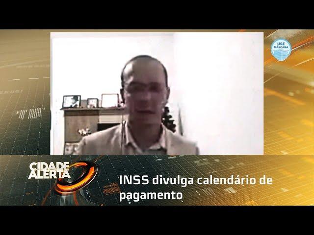 INSS divulga calendário de pagamento dos benefícios para 2021