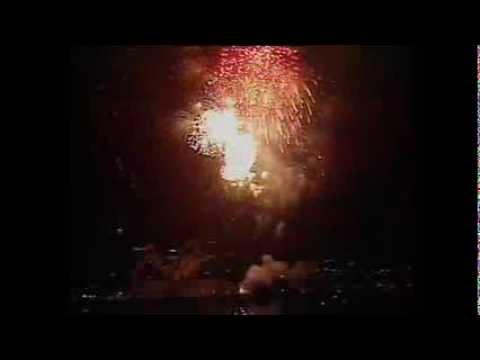 Bicentennial Festival of Sydney - 1988 Australia Day Fireworks