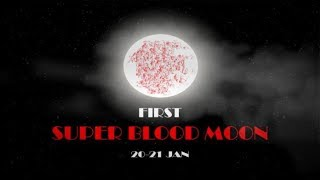 Blood Moon Eclipse 2019 Warning, Powerful Sign from the Sky as Rivers turn Red