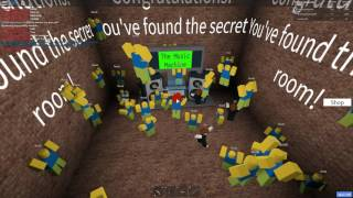 "ROBLOX - How to Get the ""Secret"" Badge in ROBLOX death simulator"