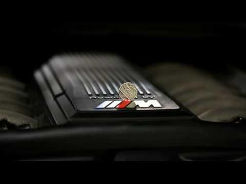 BMW 850CSi V12 10 Pence Coin Engine Balance Test