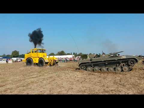 Panzer gegen K700