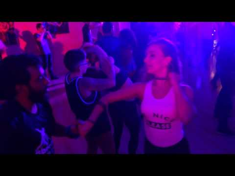 00101 AMS ZNL Zouk Festival Social Dances 2017 Kakah & Larissa ~ video by Zouk Soul
