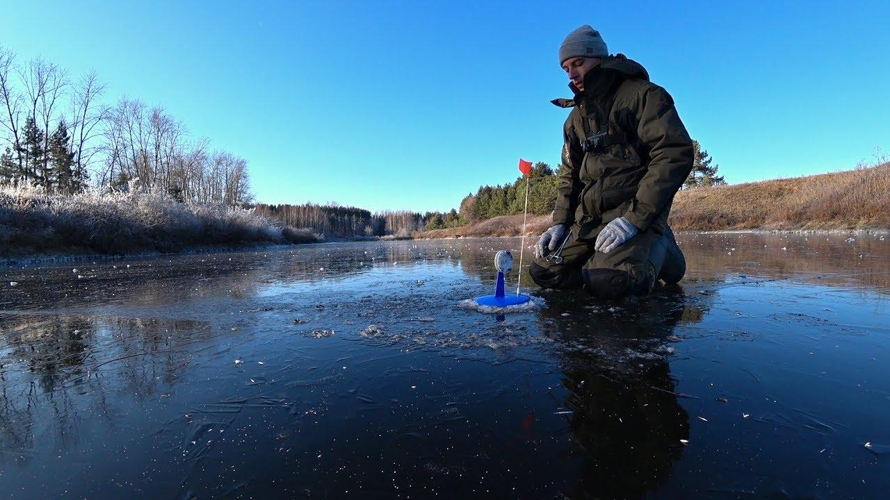 Первый лед 2019-2020